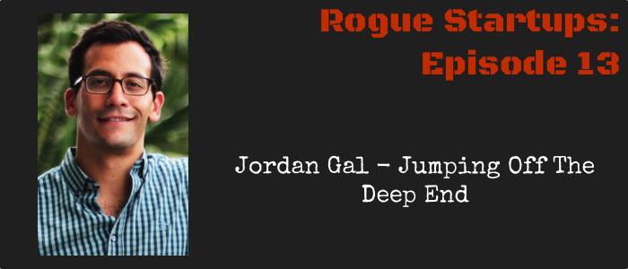 RS013:  Jordan Gal – Jumping Off The Deep End