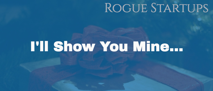 RS074: I'll Show You Mine…