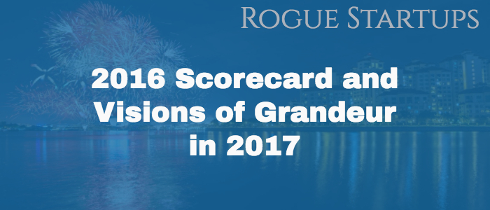 RS076: 2016 Scorecard, and Visions of Grandeur in 2017
