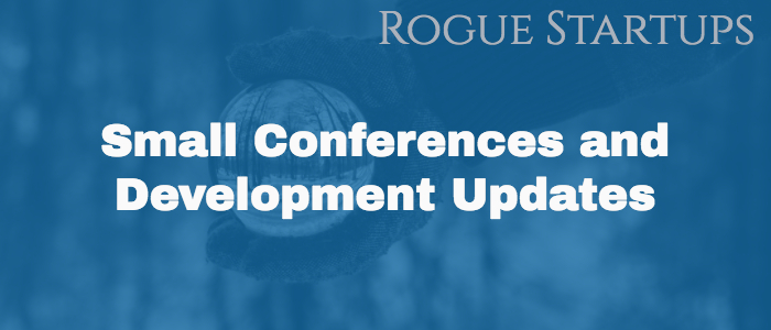 RS081: Small Conferences and Development Updates