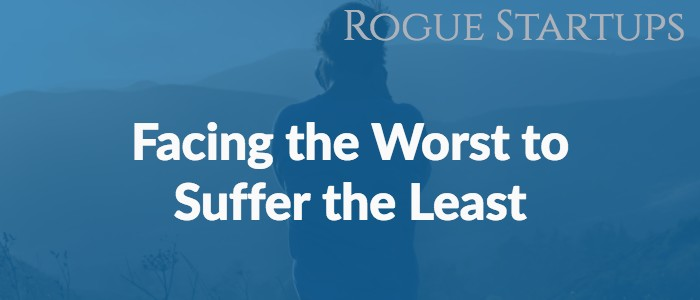 RS097: Facing the worst to suffer the least