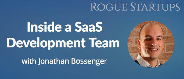 RS103: Inside a SaaS Development Team with Jonathan Bossenger