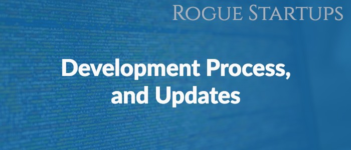 RS112: Development Process, and Updates