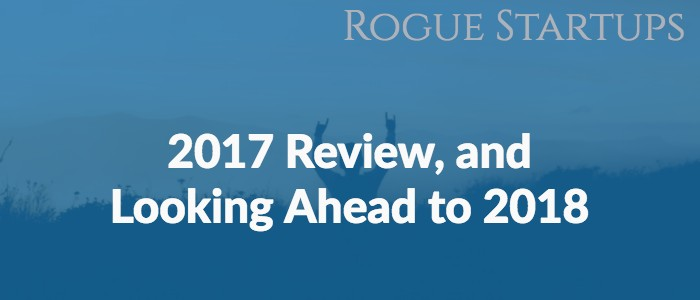 RS115: 2017 Review, and Looking Ahead To 2018