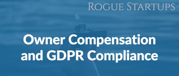 RS119: Owner Compensation and GDPR Compliance