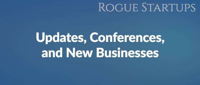 RS123: Updates, Conferences, and New Businesses