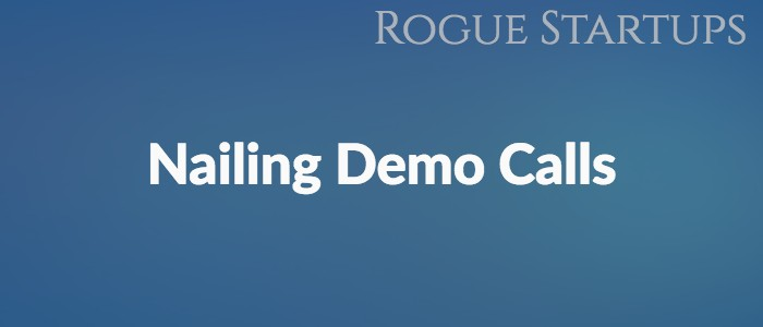 RS136: Nailing Demo Calls