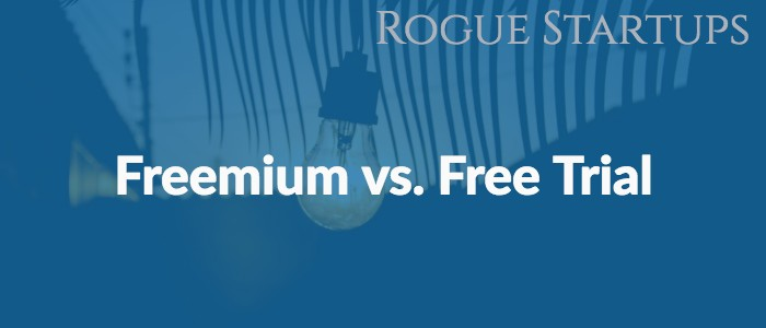 RS142: Freemium vs. Free Trial