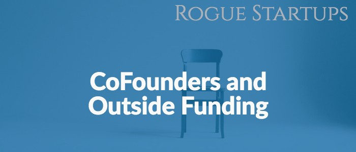 RS145: CoFounders and Outside Funding
