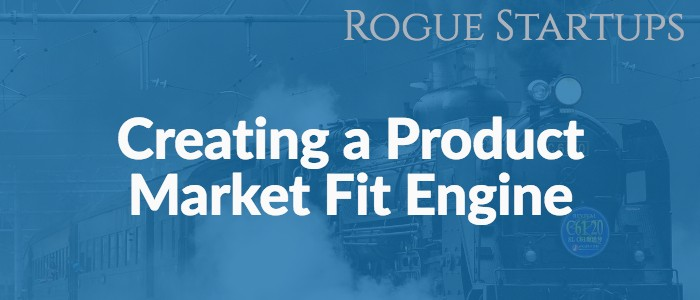 RS155: The Product Market Fit Engine